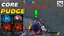 Ninjaboogie Core Pudge Dota 2