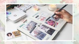 Mood Board - Bullet Journal Planner And Meet-Up à Bruxelles