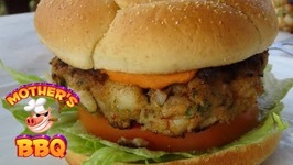 Lobster and Scallop Burger Recipe  Island GrillStone