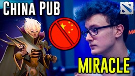 Miracle Invoker China Pub Dota 2