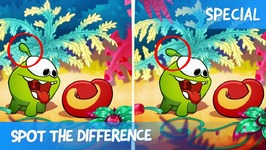 Spot the Difference Ep 36 - Om Nom Stories- The Stone Age