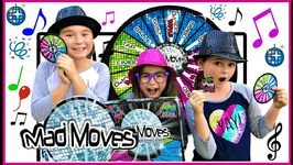 Mad Moves - Fun Dance Party Game Family Fun For Everyone
