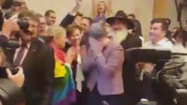 First Openly Lesbian Senator Breaks Down Crying During Marriage Survey Announcement