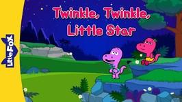 Twinkle, Twinkle, Little Star 2 - Nursery Rhymes - Animated Songs for Kids