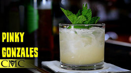 How To Make The Pinky Gonzales / Tequila Tiki Drink