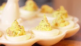 How To Make Deviled Eggs With Pancetta