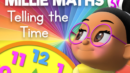 Learn to Tell the Time with Millie Maths