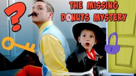 Hello Neighbor vs Detective Donut - The Missing Donuts Mystery - Hope And Noah