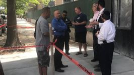 Man Sought After Carving Swastikas Into Concrete in Brooklyn Jewish Neighborhood