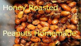 Homemade Planters Honey Roasted Peanuts