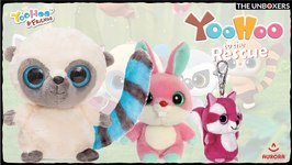 Yoohoo to the Rescue Plushes by Aurora