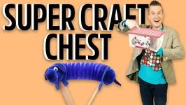 Super Craft Box - Mister Maker