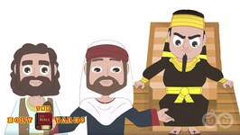 Episode-29-Moses Speaks To The Pharaoh-Bible Stories for Kids