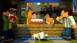 Minecraft Story Mode: Season 2 - Episode 1 - STAMPY CAT VS STACYPLAYS 2