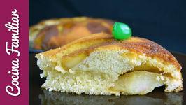 Pastel de manzana al estilo de la tarta Tatín - Recetas para merendar