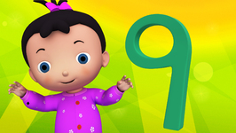 Number Nine - Original Number and Counting songs for Children
