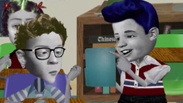 S01 E03 - The Substitute, Model Behavior - Angela Anaconda