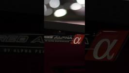INFINITI Q60 Red Alpha concept Teaser