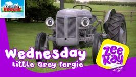 Wednesday With Fergie - Little Grey Fergie