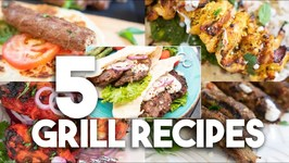 5 Grill Recipes