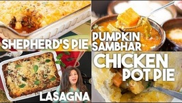 5 Comfort Food Recipes for Fall
