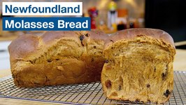 Down Home - Newfoundland Molasses Raisin Bread