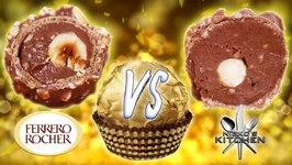 Ferrero Rocher Vs Homemade - Mother In Laws Go Nuts