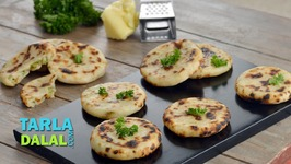 Mini Chilli Cheese Naan