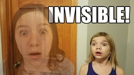Invisible Sisters! Power of Invisibility Works!