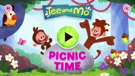 Tee And Mo: Picnic Time - Play Fun Crazy Adventure Kids Games - Game For Children -Episode 18