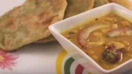 Koraishutir Kochuri - Bengali Peas Kachori - Matar Kachori - Hindi