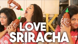I love Sriracha - Recipe Roundup - Kravings