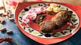 Rajma Kebab - Veg Kebab - Vegetarian Starter - Snack