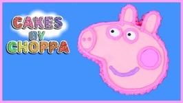 Peppa Pig Cake (How To)