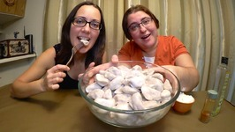 Best Pork Dumpling / Gay Family Mukbang - Eating Show
