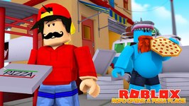 ROPO OPENS UP A PIZZA PLACE !!! Sharky Gaming - Roblox