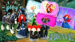 Disney Brave Merida Toys - Disney Princess Pley Subscription Box