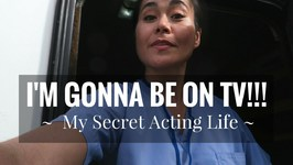 I'M GONNA BE ON TV - My SECRET Acting Life And Trailer Tours