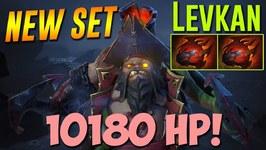 Levkan PUDGE NEW SET 10180 HP Dota 2