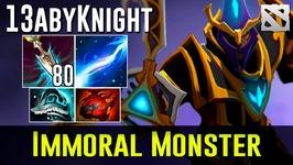 13abyKnight Silencer - Immortal Monster-  Dota 2