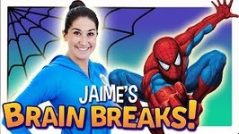 Jaime's Brain Breaks - 12 Spidey Superpowers