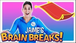 Jaime's Brain Breaks - 2 Magic Carpet Ride