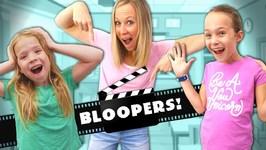 Haha! LOL! Bloopers!
