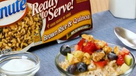 Minute Breakfast Cup With Quinoa