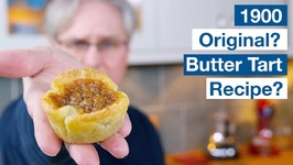 1900 The Very First Butter Tart Recipe?