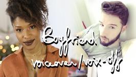 Boyfriend Does My Voiceover - Grwm Nouvel An - Mon copain Nvthlss en voix-off