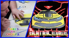 Transformers / Bumblebee Cake (How To)