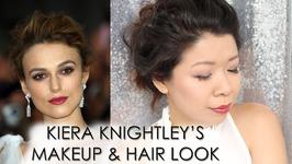 Disney's Pirates of Caribbean - Lorac Giveaway - Kiera Knightley Hair And Makeup Tutorial