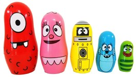 Learn Colors Yo Gabba Gabba Nesting Dolls M And Ms Surprise Toys Nursery Rhymes Baby Songs For Children
