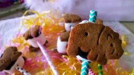 Marshmallow Straw Tags